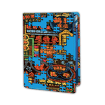 Passport Cover - Tsim Sha Tsui puzzle