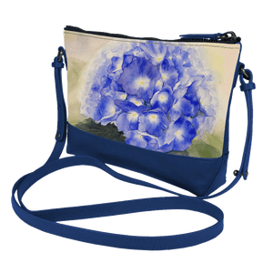 Load image into Gallery viewer, Trapezoid Crossbody - Purple Love