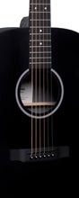 Load image into Gallery viewer, Martin D-X1E Black Dreadnought Guitar