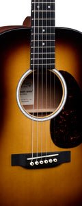 Martin DJR10E Burst Acoustic Electric Guitar