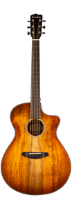 Breedlove, Pursuit Exotic Concerto Prairie Burst CE