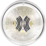 ROUND UNTILITY LIGHT CLEAR TPI30200C