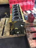 Caterpillar C7 used engine block