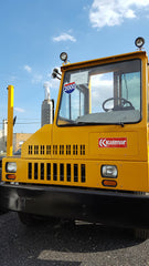 2006 OTTOWA 4X2 YARD SWITCH with Cummins ISB Automatic Single Axle Off Road- Yellow