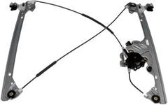 741-644 Power Window Regulator and motor assembly for 99  to 2007 Gm Trucks, Driver's side