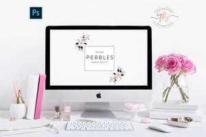 Logo .PSD Instant Download For Creative Entrepreneurs