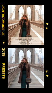 LIGHTROOM MOBILE Presets - BROOKLYN