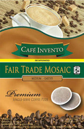 PREMIUM FAIR TRADE MOSAIC - DECAF