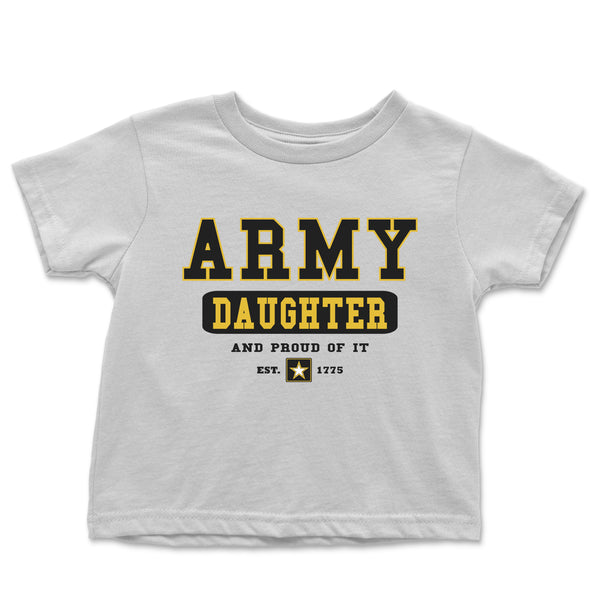 Army Daughter Onesie & Tees