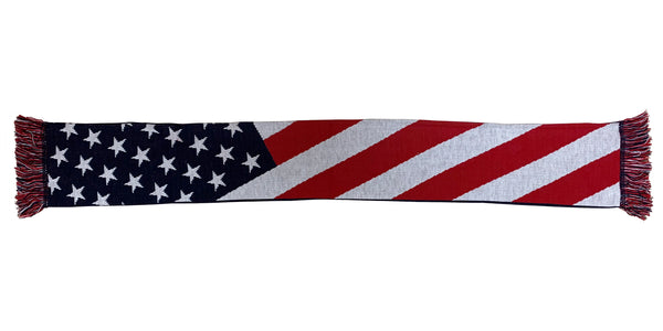 US Flag Scarf