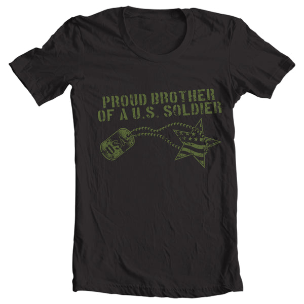 """Proud Brother"" Tee"