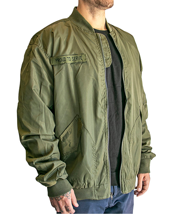 Combat Flight Jacket