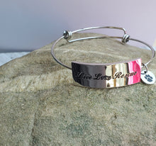 Load image into Gallery viewer, Live, Love, Rescue Bracelet  : PRE-ORDER