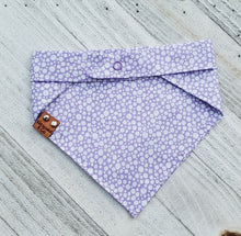 Load image into Gallery viewer, Bubbly Lilac Bandana