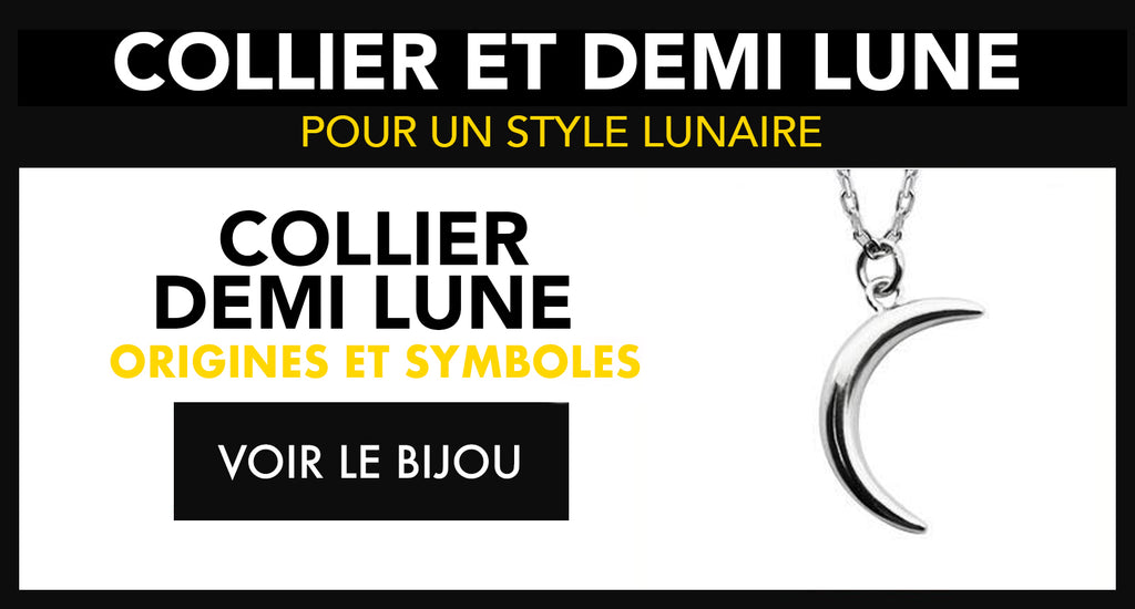collier demi lune