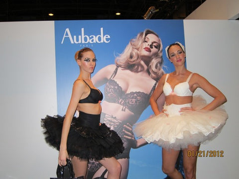 Paris: Salon International de la Lingerie 2012