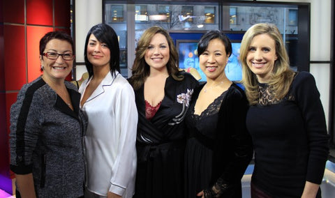 Global Toronto – The Morning Show, Holiday Lingerie Segment
