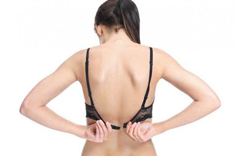 "French Breast Study: ""Wearing a bra causes your breasts to sag."""