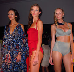 La Perla Swimwear Models