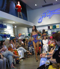 Gottex Swim Fashion Show 2012