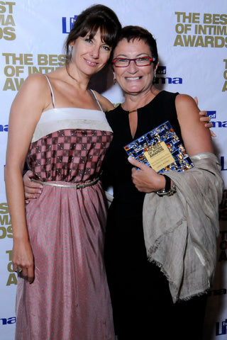 Lili and Francesca Spinetta (Best of Intima Editor in Chief)