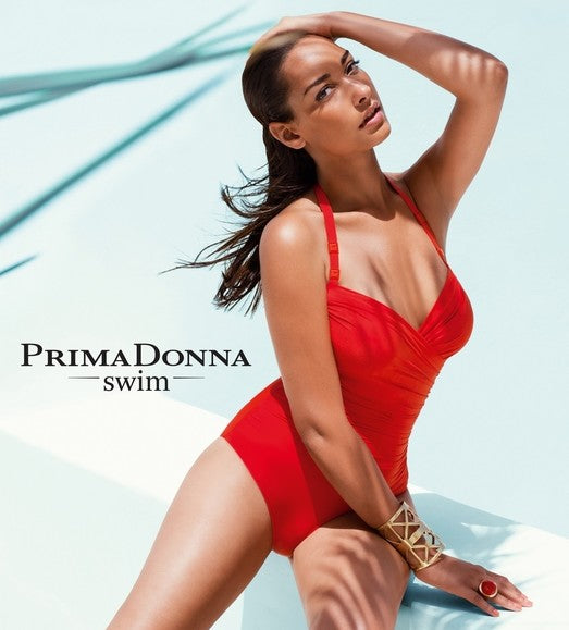 PrimaDonna Swim Cocktail in Fiesta Red
