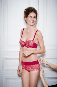 Simone Perele Amour in Red
