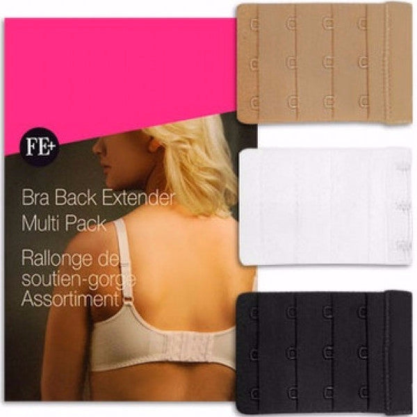 Bra Back Extender - Multi Pack