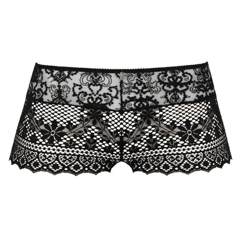 Empreinte Cassiopee Shorty in Black