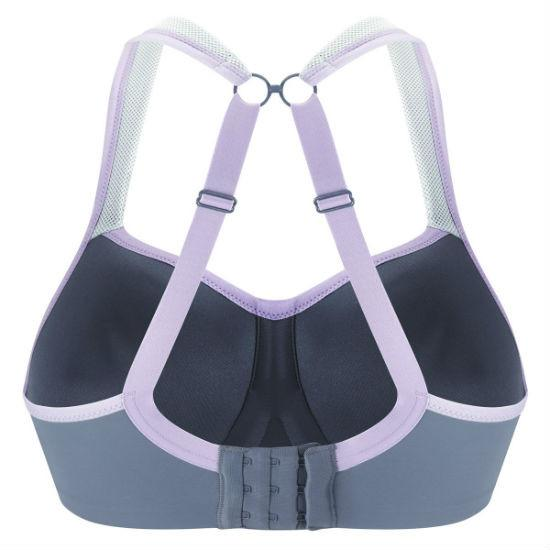 Panache Superbra Sports Bra in Grey