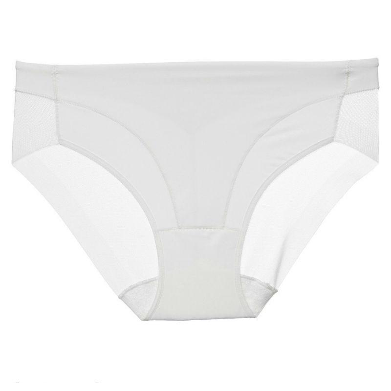 Janira Vientre Plano Secrets Brief in white