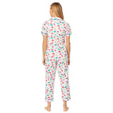 Bed Head S/S Cropped PJ Set