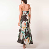 Christine Silk Ophelia Gown