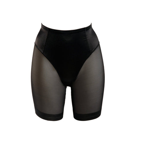 Janira Vientre Control Shorts in Black