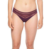 Chantelle Festivite Brief in Plum 3689