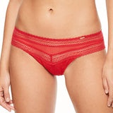 Chantelle Festivite Brief in Poppy