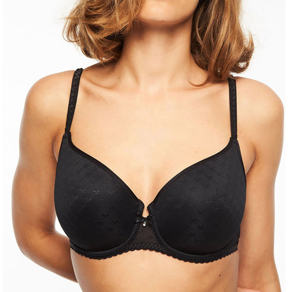 Chantelle 6797 Courcelles Spacer Bra in Black