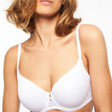 Chantelle Courcelles Spacer Bra in White 6797