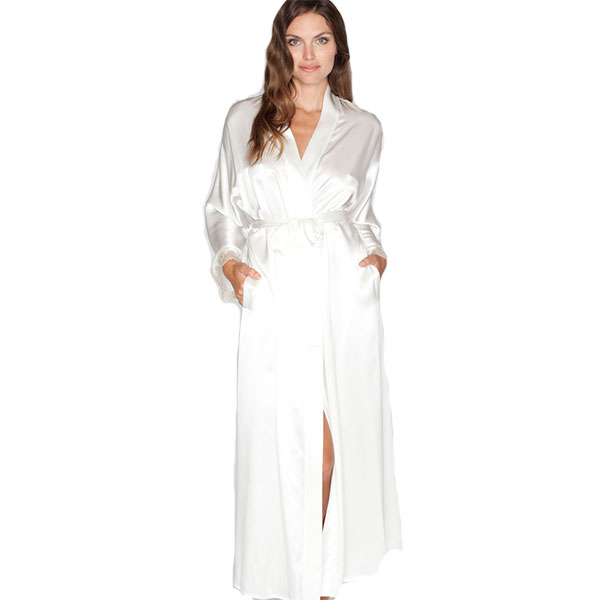 Christine Bijoux Long Robe Front