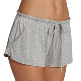 Eberjey Darby Short Set in marble grey C1567T/U1567S