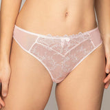 Empreinte 01184 Louise Thong in Rose Jasmin Pink