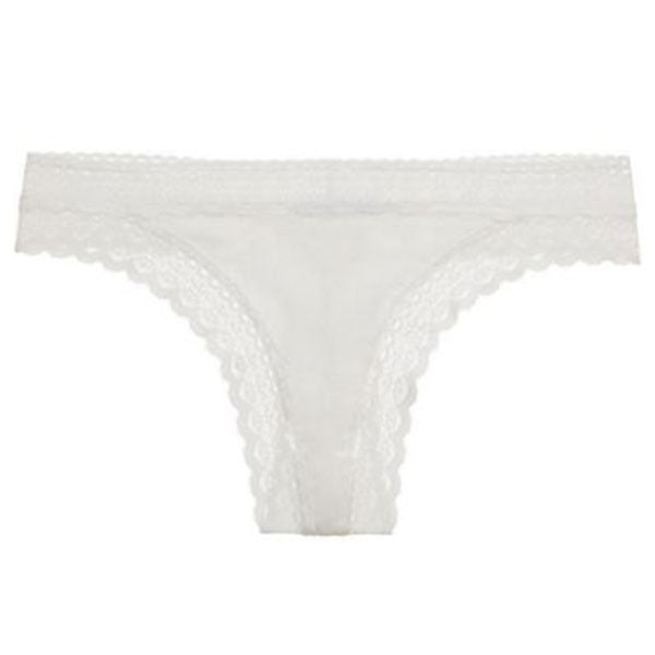 Eberjey May Thong white