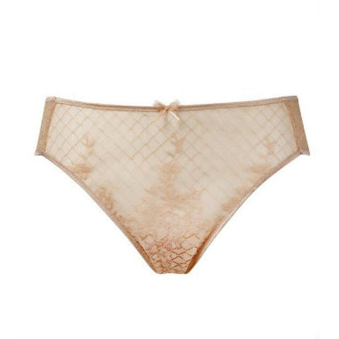 Empreinte Melody Thong in Caramel