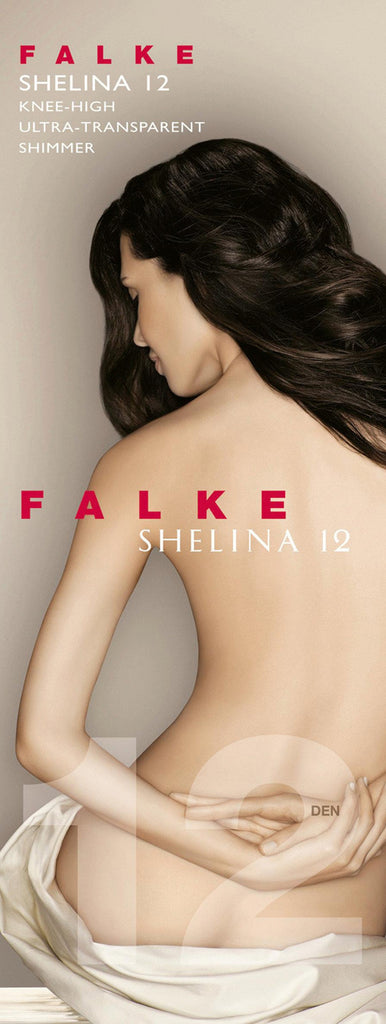 Falke Knee High Shelina 12 Denier