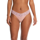 Hanky Panky Cotton Original Rise Thong