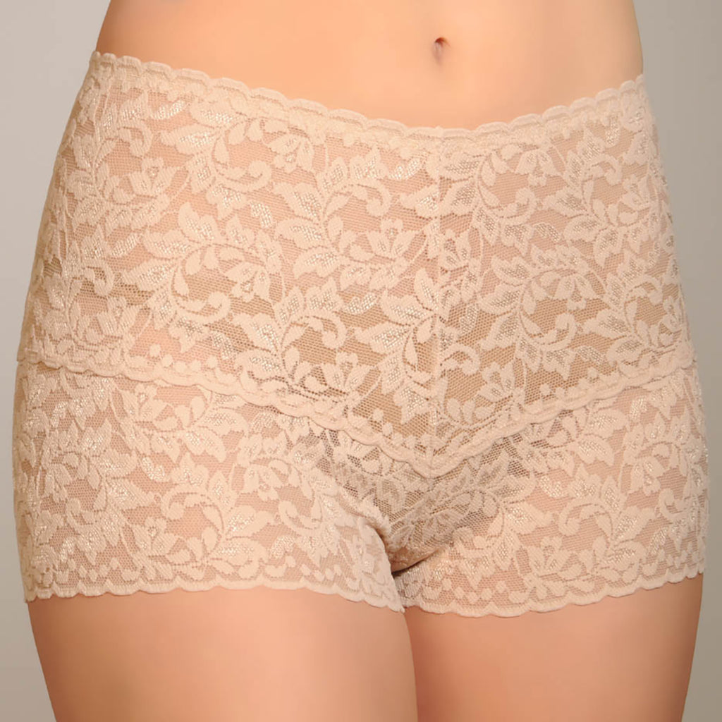 Hanky Panky Lace Retro Hotpant Brief