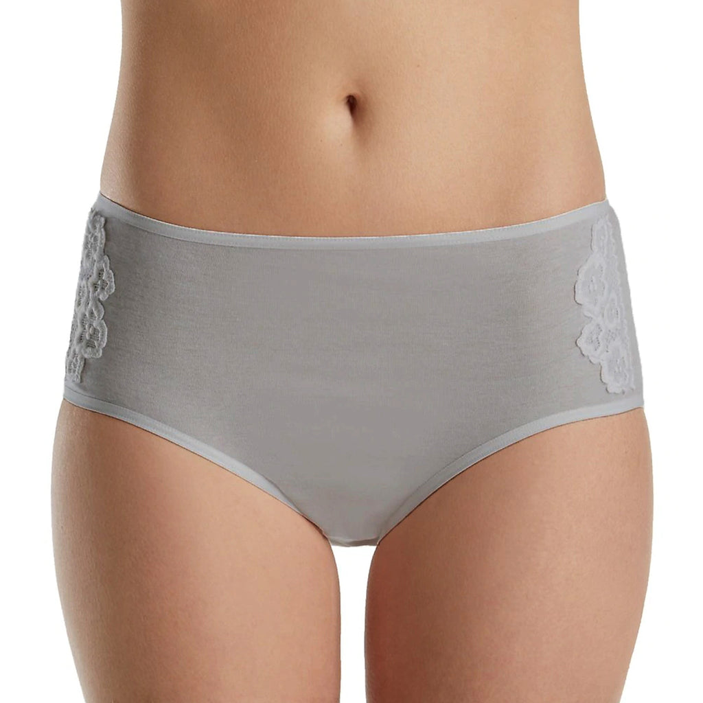 Hanro 072427 Summer Maxi Brief in Grey