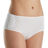Hanro 072427 Summer Maxi Brief in White