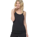 Lusome EF18-226 Camilla Cami in Black