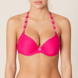 Marie Jo L'aventure Tom Push Up Bra in Electric Pink 022-0827